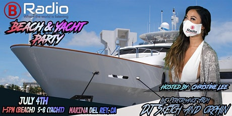 NAAB RADIO YACHT PARTY tickets