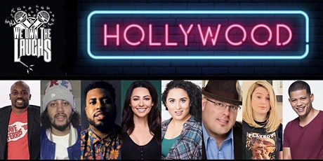 We Own The Laughs: Hollywood (Starring Gadiel Del Obre) tickets