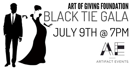 2nd Annual AOG Black Tie & Sneaker Gala tickets