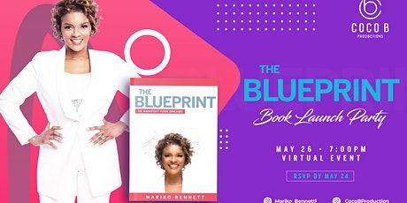 The Blueprint Book Launch Party tickets