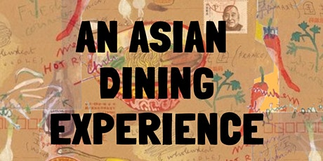 An Asian Communal Dining Experience with Chef Tim tickets
