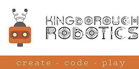 RESCHEDULED Home Educators OPEN (5 - 9 yrs) with Kingborough Robotics tickets