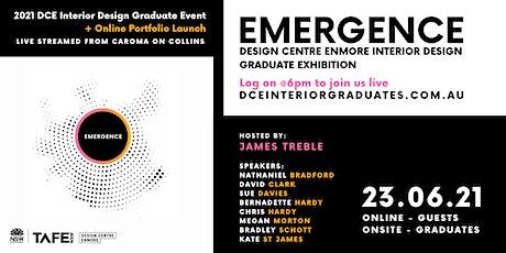 2021 DCE Interior Design Graduate Event  + Online Portfolio Launch tickets