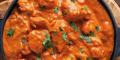Authentic Butter Chicken And Massaman Curry tickets
