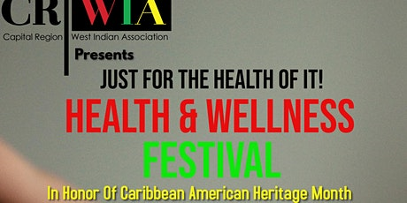 Just For The Health Of It! Health & Wellness Festival tickets