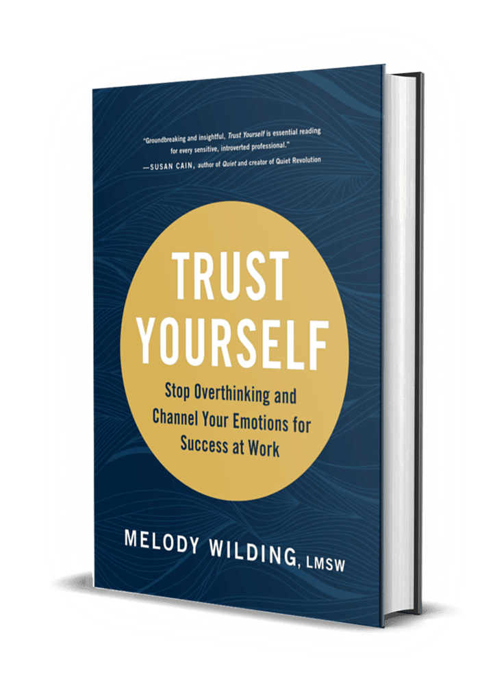 """""""Trust Yourself"""" with Melody Wilding image"""