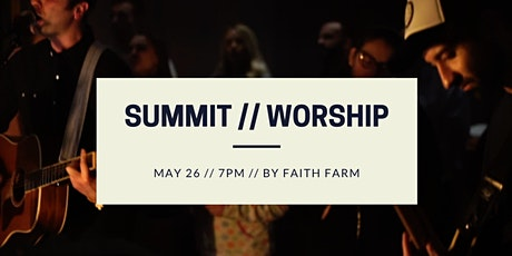 SUMMIT // WORSHIP tickets