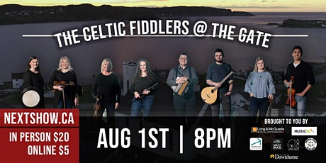 The Celtic Fiddlers At The Gate tickets