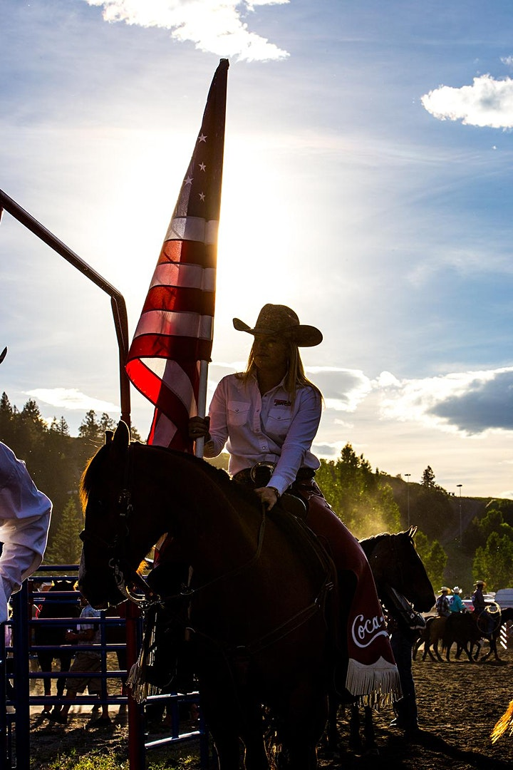 July 30, 2021  - Friday Rodeo image