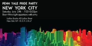Penn Yale Pride Party 2015