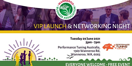 Business Networking Perth - Wanneroo tickets