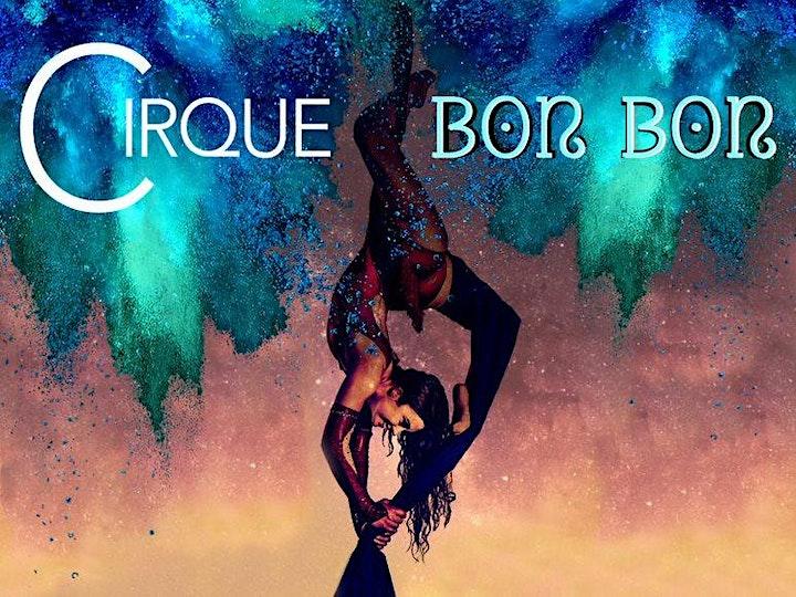 Cirque Bon-Bon Presenting Patrons - Angela & Tim Rossi & Judi Bailey image