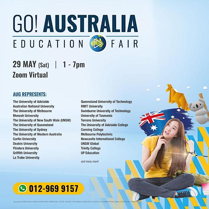 Go! Australia Education Fair image