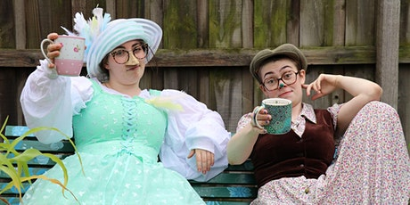 FIND Festival - FIND Festival - Birdie and Frog: A Tea Party (preview) tickets