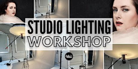 Photography Workshop: Studio lighting 101 tickets