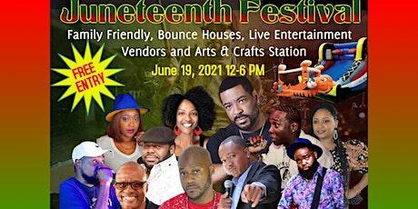 5Chances Presents Junteenth  Festival tickets