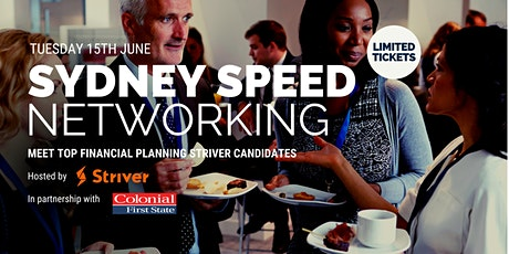Striver Speed Networking Sydney, New South Wales tickets