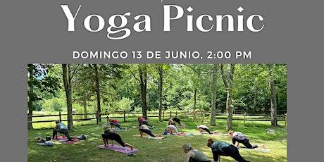 Yoga Picnic Fiesta tickets