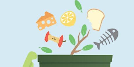 City of Melbourne Food & Garden bin - Webinar 2 Managing it at home tickets