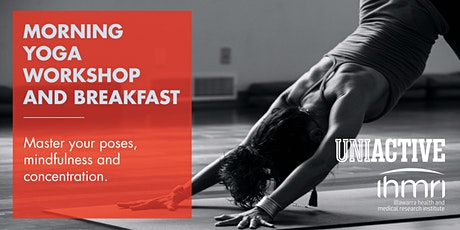 Morning Yoga Workshop and Breakfast tickets