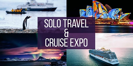 Solo Travel & Cruise EXPO tickets