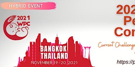 2021 World Pediatrics Conference tickets