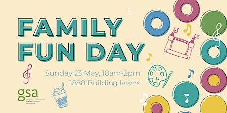GSA Family Day tickets