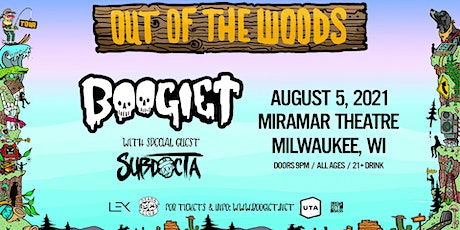 Boogie T: Milwaukee Out Of The Woods Tour tickets