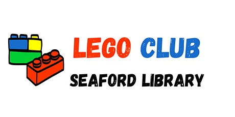 Lego Club - Seaford Library tickets