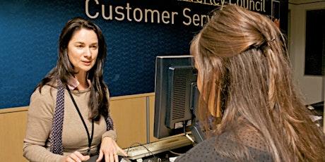 Waverley Council Customer Service Centre JP Booking - June tickets