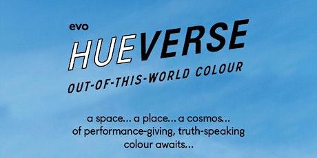 Hue-verse Launch tickets