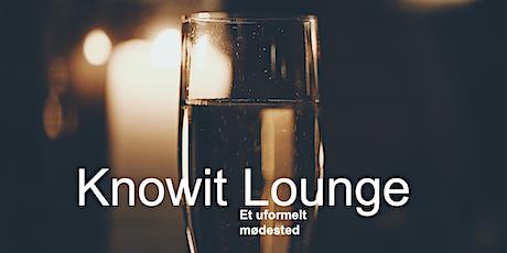 Knowit Lounge tickets