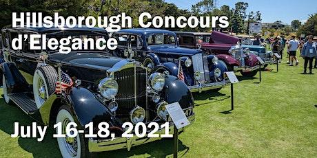Hillsborough Concours d'Elegance tickets
