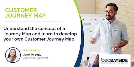 Customer Journey Map Digital Transformation Workshop tickets