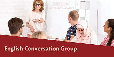 English Conversation Group tickets