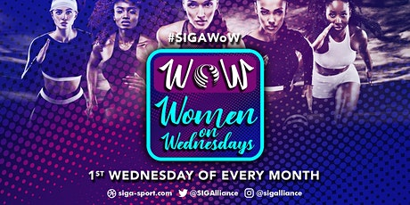 Women on Wednesdays hosted by SIGA tickets