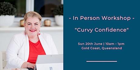 Curvy Confidence Workshop tickets