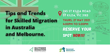 Tips for  Permanent Resident Migration in Australia and Melbourne tickets