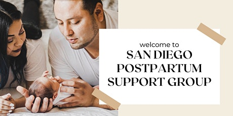 San Diego Postpartum Support Group- Point Loma tickets