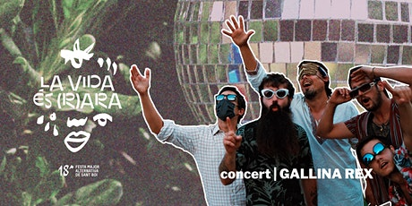 FMA Sant Boi | Gallina Rex tickets