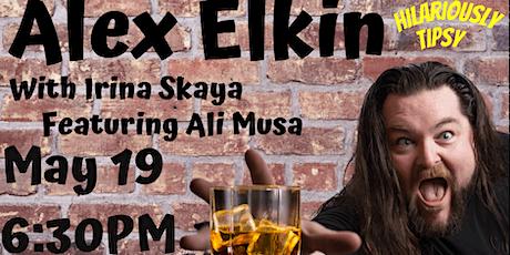 Alex Elkin Live @ Bumsteads tickets