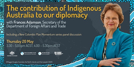 The contribution of Indigenous Australia to our diplomacy tickets