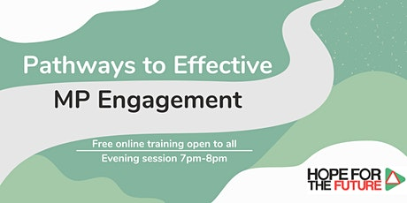 Your Voice Heard: Pathways to Effective MP Engagement tickets
