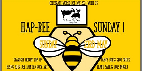 Hap-Bee Sunday tickets