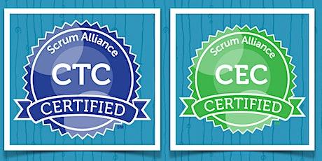 individuelles CTC/CEC Mentoring -deutsch Tickets
