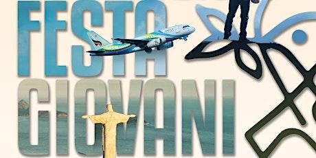 FESTA GIOVANI 2021 tickets