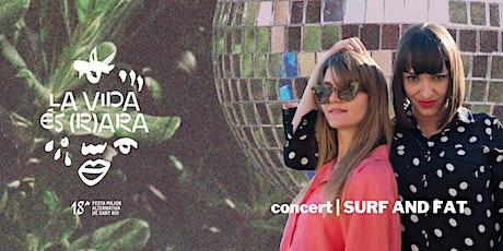 FMA Sant Boi | Surf and Fat entradas