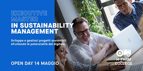 Open Day Online - Master in Sustainability Management biglietti