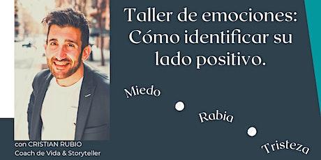 Taller de Emociones (Cómo Identificar su lado positivo) entradas