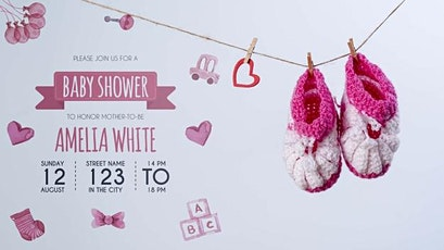 Baby Shower tickets